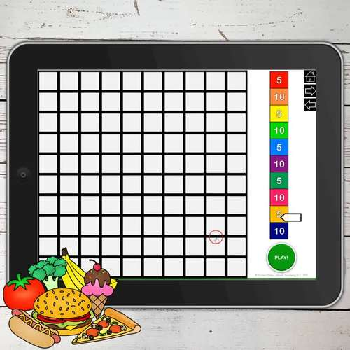 No Print 100 Trials Hidden Image Games for Speech and Articulation Bundle