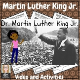 Black History Month Martin Luther King Jr. Video, PPT and