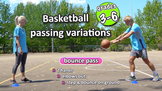 Passing: Variations | Teach Basketball Skills