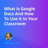What Is Google Docs And How To Use It In Your Class  Video