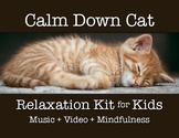 Calm Down Cat Video: Self Regulation, Classroom Management