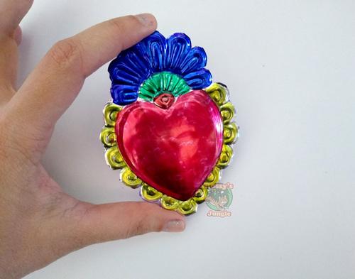Mexican Folk Art Craft + Clip Art: Milagritos
