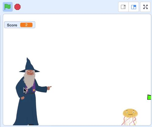 Computer Coding in Scratch 3.0 - Lesson 9: Variables