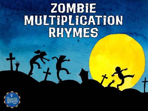 Multiplication Rap Practice Activities