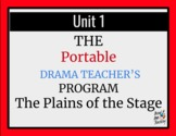 The Break it Down Drama Program: The Plains of the Stage