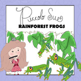 Rainforest Frogs (Song)