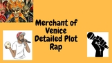 Merchant of Venice- Detailed Plot Rap