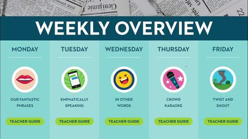 Reading Fluency in a Flash 3rd Grade November • Digital Fluency Mini Lessons