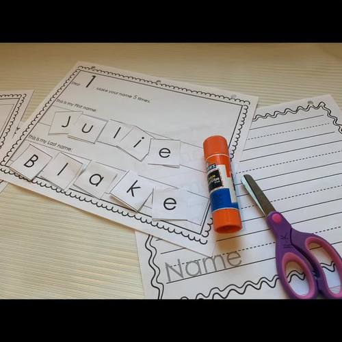 Editable Name Activity Toolkit