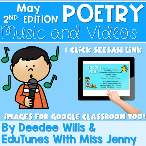SEESAW Preloaded Poetry 2 Music and Video May