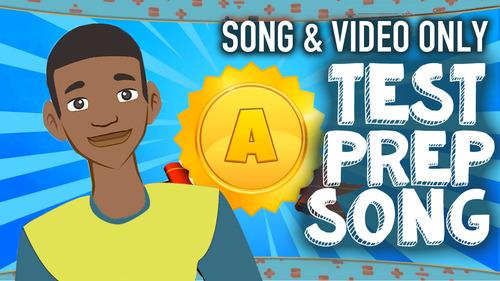 MATH TEST PREP for 3rd, 4th, & 5th Grade (Song) ★ PARCC, STAAR, SBAC Math Help