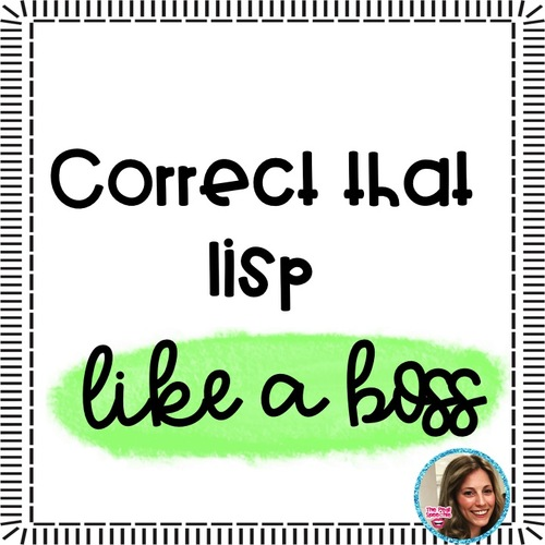 Speech Therapy  Lisp Articulation Therapy