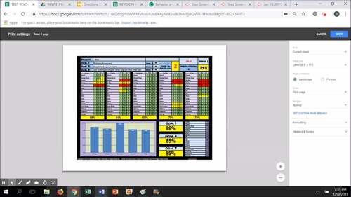 Behavior Data Monitoring System MTSS, IEP, Behavior Plan, FBA - Google Sheets