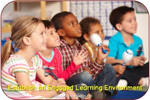 Establish an Engaged Learning Environment