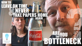 Are You the Bottleneck Keeping You From NEVER Taking Paper