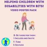 Disability Inclusion teaching video/poster