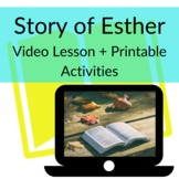 Story of Esther: You Were Made for Such a Time as This Vid