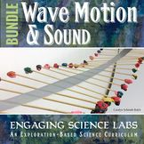Waves and Sound: Transverse and Longitudinal Studies— Vide