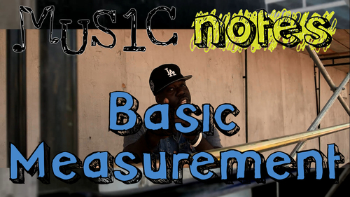Basic Measurement Song (4th)