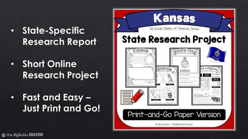 State Research Project: KANSAS (Print-and-Go Paper State Report)