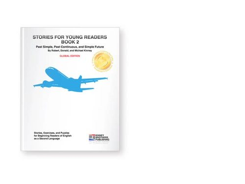 Stories For Young Readers Book 2 Bundle - Color