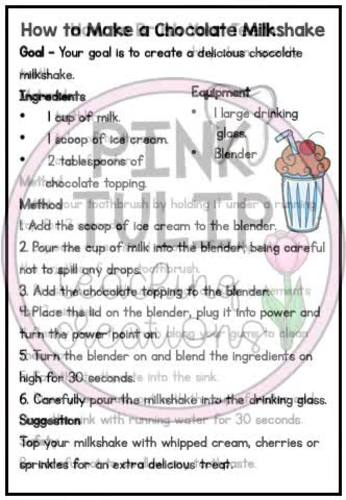Procedural Text Examples - 10 Reading Samples