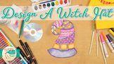 Halloween Activities: Witch Hat Art Project, Roll-A-Dice G