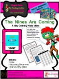 Multiplication Nation Skip Counting Video Nines Times Tables