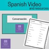 Spanish Video--Conversation