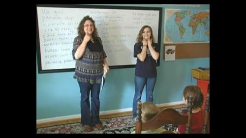 "Excelerate SPANISH Lesson 1 ""Tomando el autobús"""