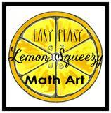 MATH ART: Easy Peasy Lemon Squeezy (Symmetry)