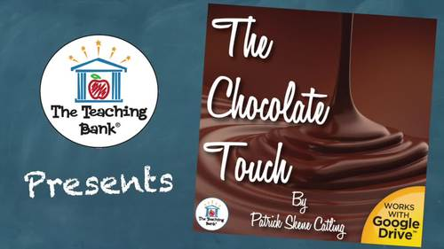 The Chocolate Touch Novel Study Book Unit