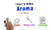 Word of the Week Vocabulary: AROMA: Animation Video + Onli