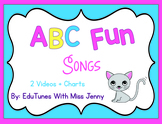 Alphabet Letters and Sounds Videos