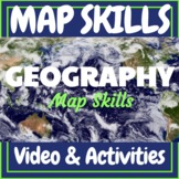 World Geography Map Skills: Continents Oceans and More! Vi