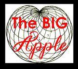 MATH ART: The Big Apple (Symmetry)