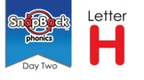 SnapBack Phonics Video: Letter H, Day Two