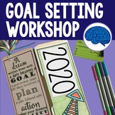 Goal Setting Workshop Grades 4-12 (Updated for 2020)