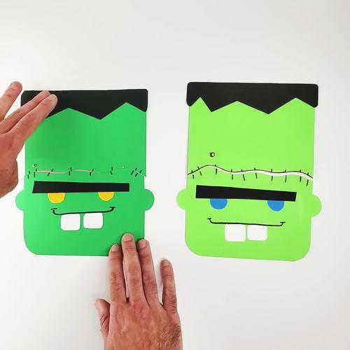 Halloween Crafts For Speech & Language