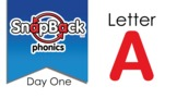 SnapBack Phonics Video: Letter A, Day One
