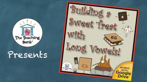 Long Vowel Literacy Center Bundle