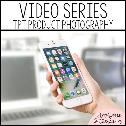 Product Photography Tips Video Series: Photography Basics