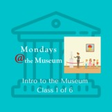 """Tour the Met: 1 of 6 """"Intro to the Museum"""""""