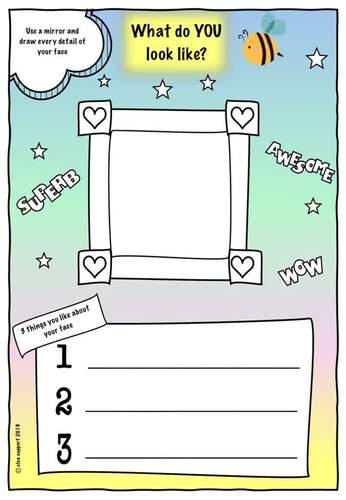 Self-esteem Workbooklet