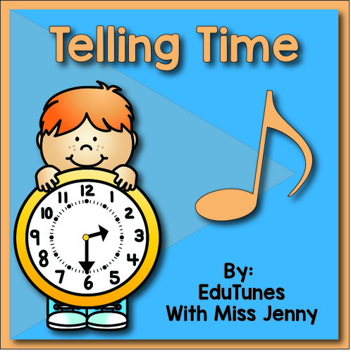 Telling Time by the Hour and Half Hour Activities