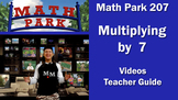 MATH PARK 207: MULTIPLYING BY 7