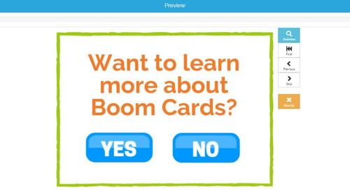 Boom Cards Bootcamp - A Boom Learning Course for Sellers