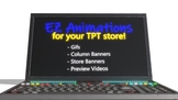 Custom Animations By TPT Sellers For TPT Sellers