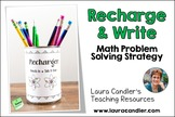 Recharge and Write About Math