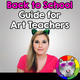 How to: Prepare for Back to School, Guide for Art Teachers